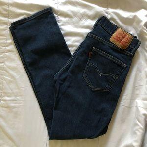 Levi Jeans - Blue - W29 L30